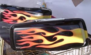 FLAME BAGS