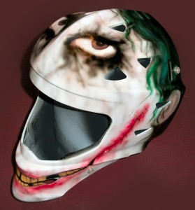 Joker Goalie mask