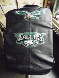 eagles jacket