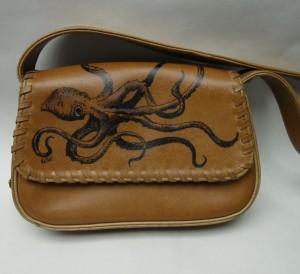 octapus purse