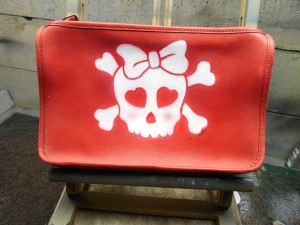 painted purse 1