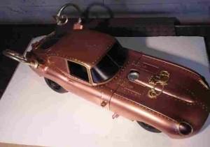 steampunk XKE.1